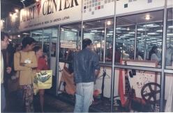 stand mart center fenit vitrine